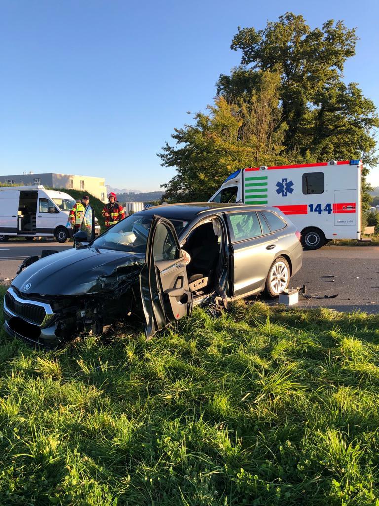 Verkehrsunfall